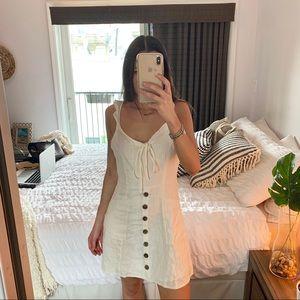 NWT Peppermayo Odette Dress - White